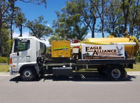 2017 3000L Vacuum Excavation Truck 1