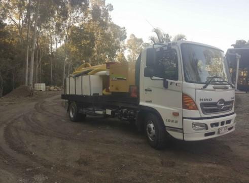 2017 3000L Vacuum Excavation Truck 2