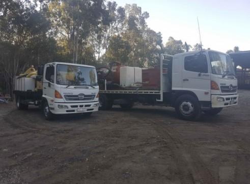 2017 3000L Vacuum Excavation Truck 6