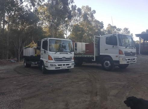 3000L Vacuum Excavation Truck 5