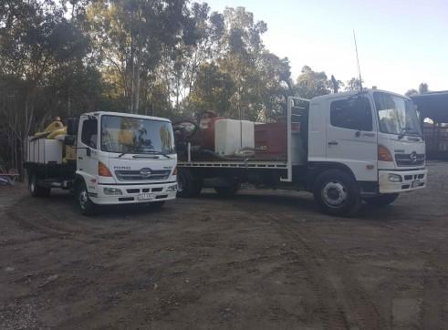 3000L Vacuum Excavation Truck 6