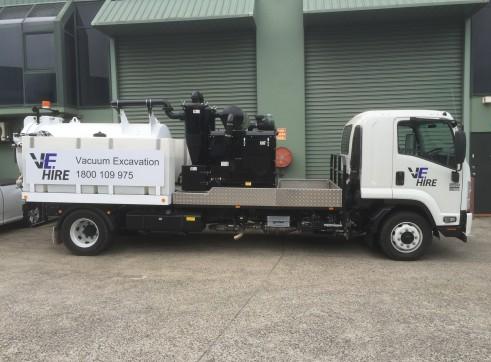 3000L Vacuum Excavator 2