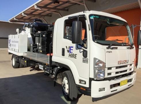 3000L Vacuum Excavator 3