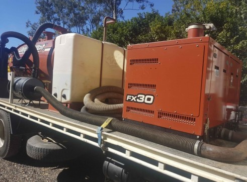 2007 3000Ltr Vacuum Excavation Truck 2