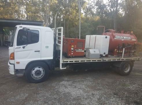 2007 3000Ltr Vacuum Excavation Truck 5