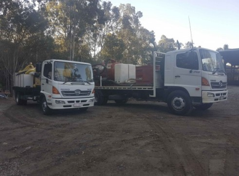 2007 3000Ltr Vacuum Excavation Truck 7