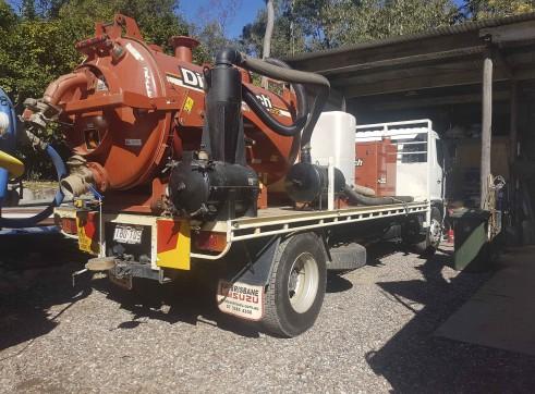 3000Ltr Vacuum Excavation Truck 1
