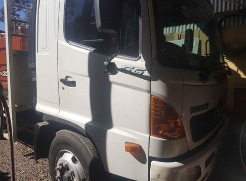 3000Ltr Vacuum Excavation Truck 3