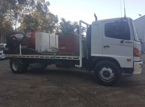 3000Ltr Vacuum Excavation Truck 4
