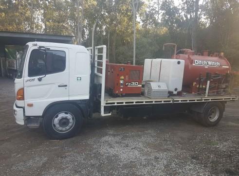3000Ltr Vacuum Excavation Truck 5
