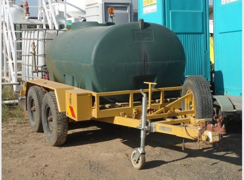 3000Ltr Water Trailer 1