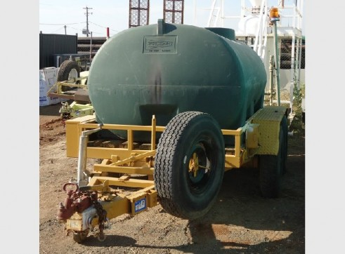 3000Ltr Water Trailer 2