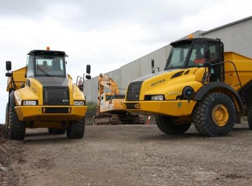 30T & 40T dump trucks 1