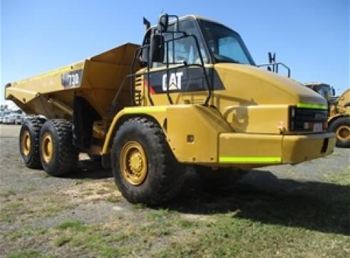 30T Artic Dump Truck 1