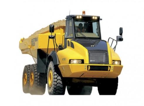 30t Articulated Dump Truck