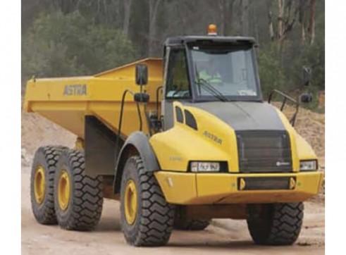 30t Articulated Dump Truck 2