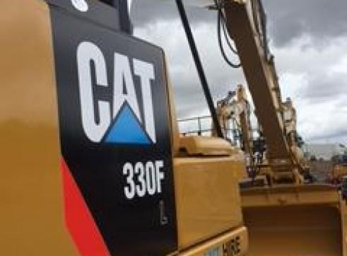 30T Caterpillar Excavator w/GPS 5