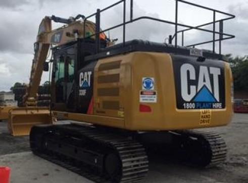 30T Caterpillar Excavator w/GPS