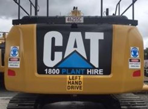 30T Caterpillar Excavator w/GPS 3
