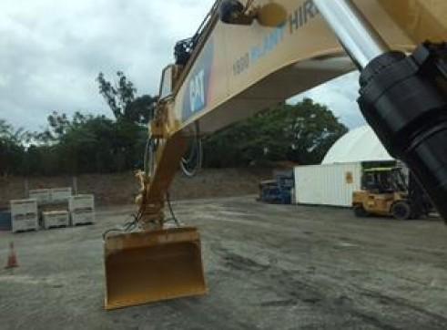 30T Caterpillar Excavator w/GPS 6