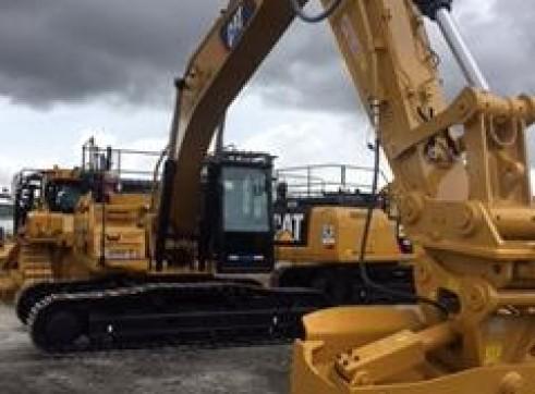 30T Caterpillar Excavator w/GPS 7