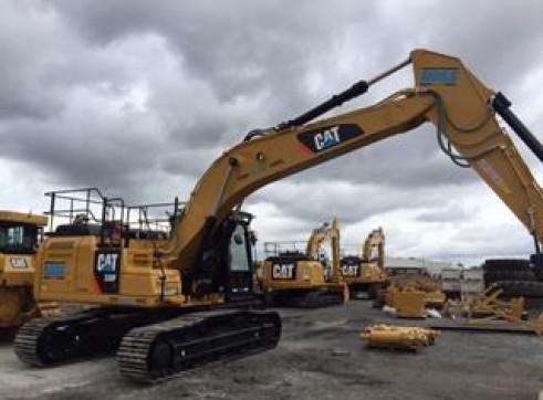30T Caterpillar Excavator w/GPS 8