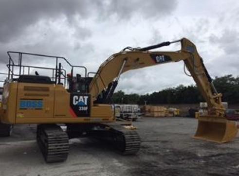 30T Caterpillar Excavator w/GPS 4