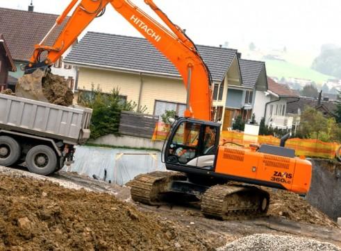 30T Hitachi Excavator 1