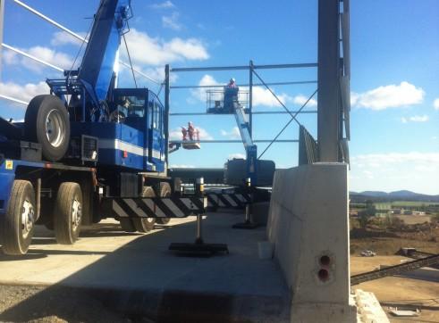 30T Hydraulic Crane 3