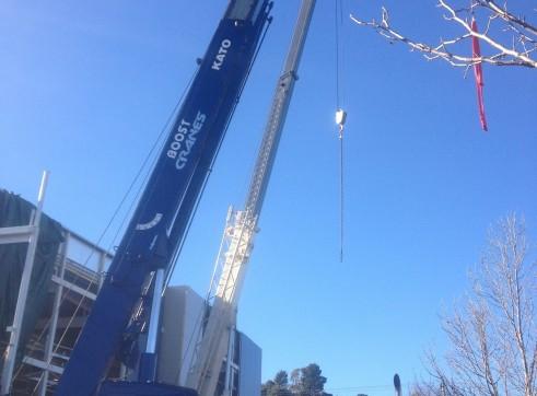 30T Hydraulic Crane 5
