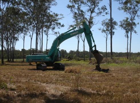 30T Kebelco Excavator 1