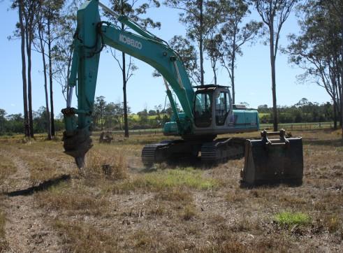 30T Kebelco Excavator 2