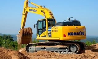 30T Komatsu Excavator 1