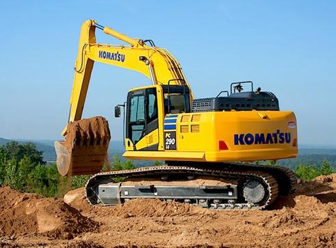 30T Komatsu Excavator