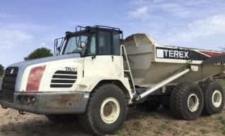 30T Terex TA30 Artic Dump Truck 1