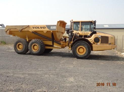 30T Volvo Articulated Dump Truck 1