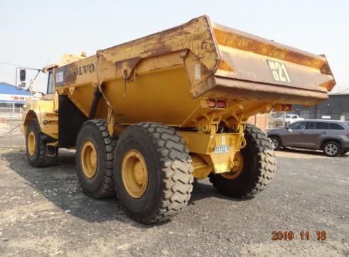 30T Volvo Articulated Dump Truck 4
