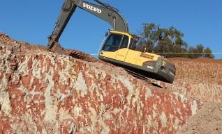 30T Volvo EC290CL Excavator 1