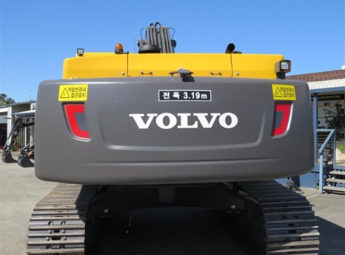 30T VOLVO ECR300DL Excavator 5
