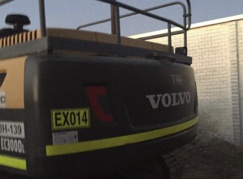 30T Volvo Excavator 5