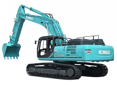 31T - 50T Excavators 1