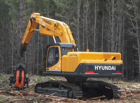 32 Tonne Hyundai R320LC-9 Excavator