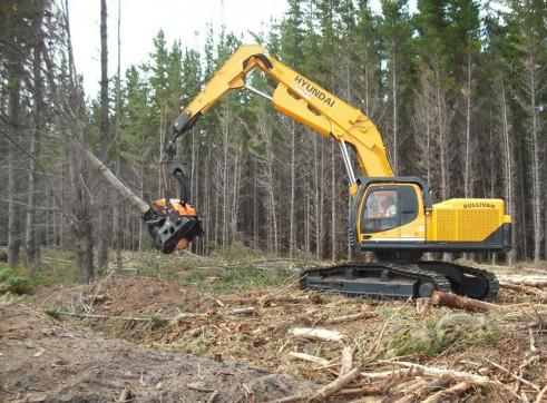 32 Tonne Hyundai R320LC-9 Excavator 2