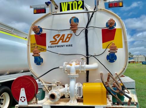 32,000 Litre Semi Trailer Water Truck 4