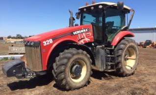 320HP FWA Versatile Tractor 1