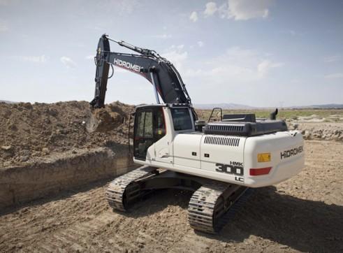 32T Hidromek HMK 300 LC Excavator