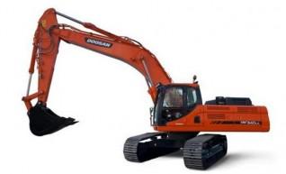 34T Excavator 1