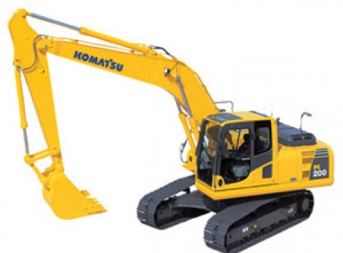 34T Komatsu PC300LC-8 Excavator