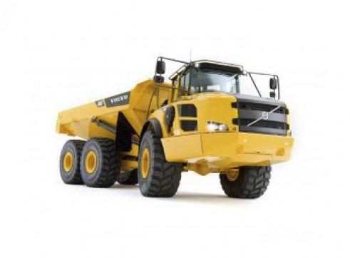 35T Artic Dump Trucks