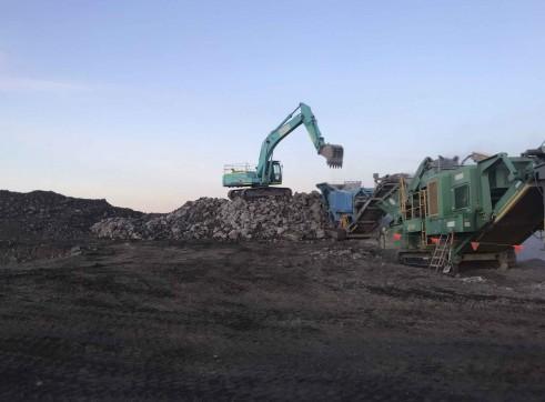 35T Excavator 1